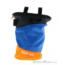 Ortovox First Aid Rock Doc Chalkbag mit Erste-Hilfe Set-Blau-One Size