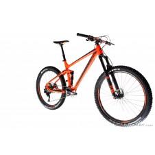 Bergamont Trailster 8.0 2017 Endurobike-Orange-M
