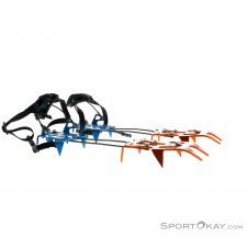 Dynafit Cramp-In Crampon Steigeisen-Orange-One Size