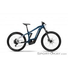 """Haibike AllMtn 3 29""""/27,5"""" 2021 E-Bike Endurobike-Dunkel-Blau-M"""
