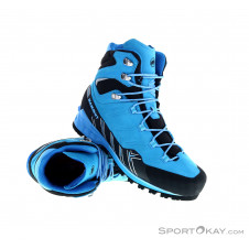 Mammut Kento Guide High GTX Damen Bergschuhe Gore-Tex-Blau-7,5