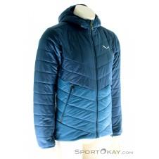 Salewa Fanes TW CLT Hood Herren Outdoorjacke-Blau-XL