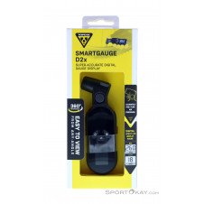Topeak SmartGauge D2X Digital Manometer-Schwarz-One Size