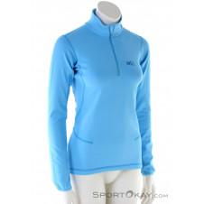 Millet Tech Stretch Top HZ Damen Sweater-Blau-S