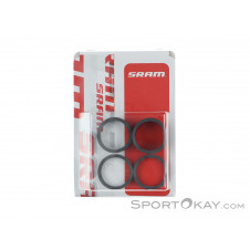 Sram Headset Spacer Set UD Carbon Bike Zubehör-Schwarz-One Size