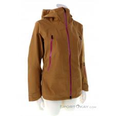 Marmot Spire Jacket Damen Skijacke-Beige-S