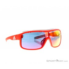 Adidas Zonik Pro L Sonnenbrille-Rot-One Size