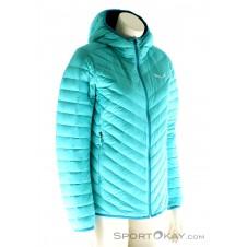 Salewa Lagazuoi Down Jacket Damen Outdoorjacke-Blau-34