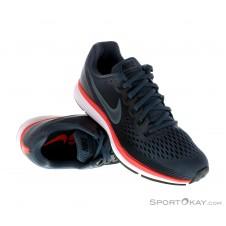 Nike Air Zoom Pegasus 34 Herren Laufschuhe-Grau-7,5