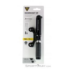 Topeak RaceRocket HP Minipumpe-Schwarz-One Size