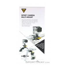 Topeak Sport Camera Multimount Actioncam Zubehör-Schwarz-One Size