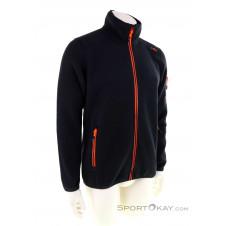 CMP Fix Hood Knitted Herren Outdoorsweater-Grau-46