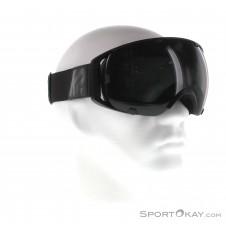K2 Source Skibrille-Schwarz-One Size