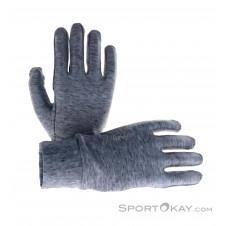 Crazy Idea Touch Damen Handschuhe-Grau-One Size