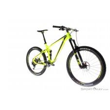 Bergamont Trailster 10.0 2017 All Mountainbike-Gelb-S