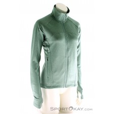 Arcteryx Ellison Jacket Damen Outdoorsweater-Grün-M