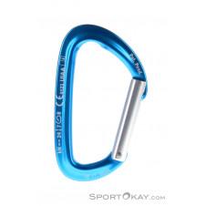 Camp Orbit Straight Gate Karabiner-Blau-One Size
