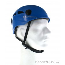 Black Diamond Half Dome Kletterhelm-Blau-S/M