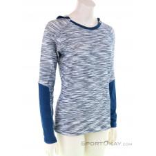Chillaz Montebelluna LS Damen Shirt-Blau-34