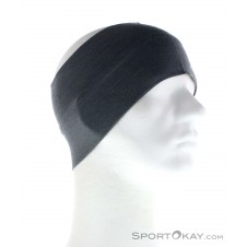 Vaude Cassons Merino Headband Stirnband-Grau-One Size