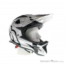 Airoh Fighters Millenium Downhill Helm-Weiss-M