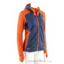 Scott Explorair Ascent Polar Damen Sweater-Blau-34
