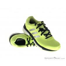 adidas Revenge Boost 2 Damen Laufschuhe-Gelb-4