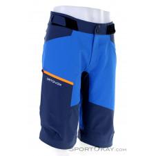 Ortovox Pala Shorts Herren Outdoorshort-Blau-S