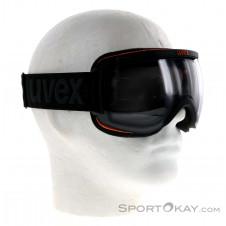 Uvex Downhill 2000 VP X Skibrille-Schwarz-One Size