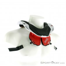 Leatt Neck Brace DBX 5.5 JR Kinder Nackenschutz-Rot-One Size