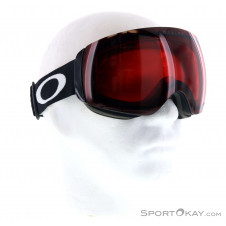 Oakley Flight Deck XM Prizm Skibrille-Schwarz-One Size