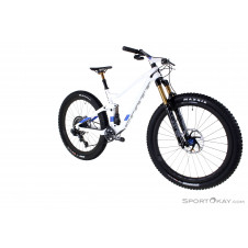 "Scott Genius 900 Tuned AXS 29"" 2021 All Mountainbike-Weiss-M"