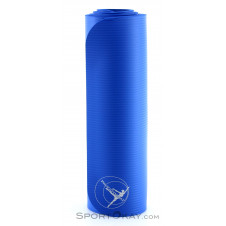 Trendy ProfiGymMat 180x60x1cm Fitnessmatte-Blau-One Size