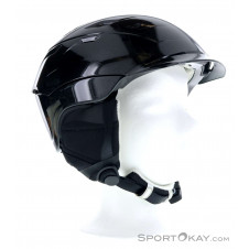 Smith Valence Damen Skihelm-Schwarz-51-55