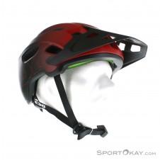 TSG Trailfox Graphic Bikehelm-Rot-L-XL