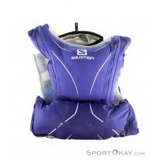 Salomon ADV Skin Set 12l Rucksack-Blau-12
