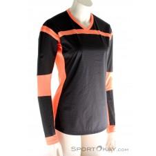 adidas Agravic Hybrid Terrex LS Damen Funktionsshirt-Orange-S