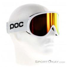 POC Retina Clarity Skibrille-Weiss-One Size