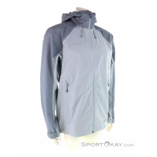 Mammut Convey Tour HS Hooded Herren Outdoorjacke Gore-Tex-Grau-L