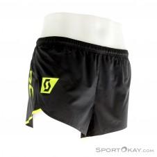 Scott RC Run Split Shorts Herren Laufhose-Schwarz-M
