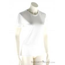 adidas Supernova Damen T-Shirt-Weiss-XS
