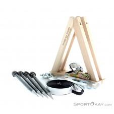 Elephant Slacklines Garden Kit Slacklineset-Weiss-One Size