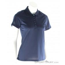 CMP Polo Damen T-Shirt-Blau-40