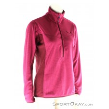 Salewa Puez Plose Fleece Damen Tourensweater-Lila-40