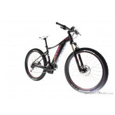 Liv Vall-E+ 2 LTD 2018 Damen E-Bike Trailbike-Schwarz-M