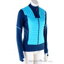 Dynafit Elevation Hybrid Damen Outdoorjacke-Blau-S