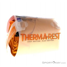 Therm-a-Rest Evolite Plus Regular Isomatte-Orange-One Size