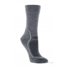 Icebreaker Hike+Light Crew Herren Socken-Grau-M