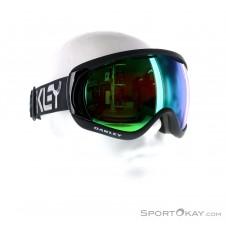 Oakley Canopy Retro Skibrille-Schwarz-One Size