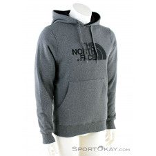 The North Face Drew Peak Herren Sweater-Grau-M